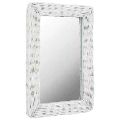 Beautiful Miroir Mural Blanc Simili Cuir Strass Ideas ...