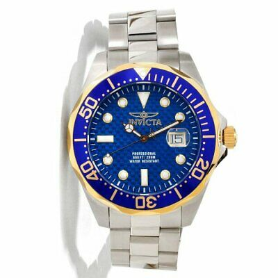 Invicta  Pro Diver 12566  Stainless Steel  Watch
