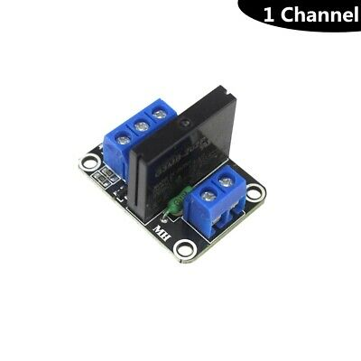 5V 1 Channel Solid State Relay SSR 240V 2A Module for Arduino Raspberry Pi