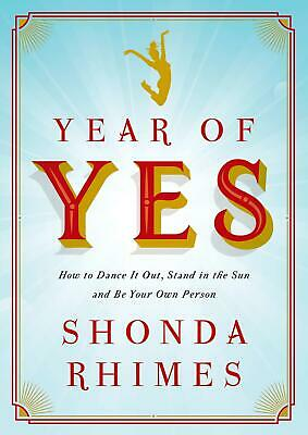 Year of Yes: How to Dance It Out..2016 by Shonda Rhimes(E-B0K&AUDI0||E-MAILED 7