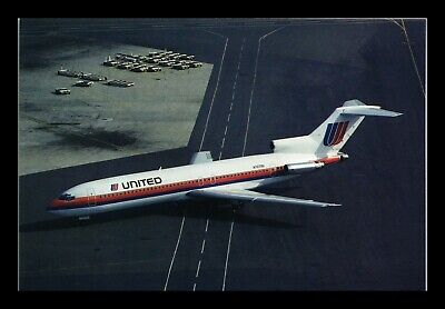 Dr Jim Stamps Us United Boeing Airplane Transportation Continental Postcard