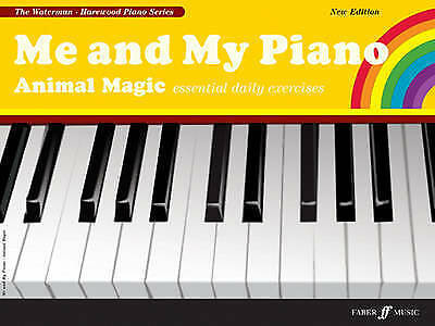 Animal Magic (Me and My Piano), Waterman, Fanny, Used; Acceptable Book