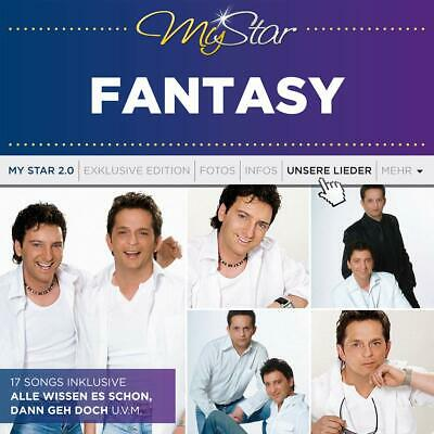 FANTASY  My Star 2.0  ( Neues Album 2019 )  CD   NEU & OVP  21.06.2019