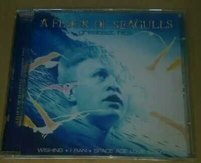 A Flock Of Seagulls - Greatest Hits CD Best Of Collection Essential