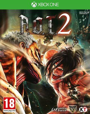A.O.T 2 (Xbox One)  BRAND NEW AND SEALED - IN STOCK - QUICK DISPATCH