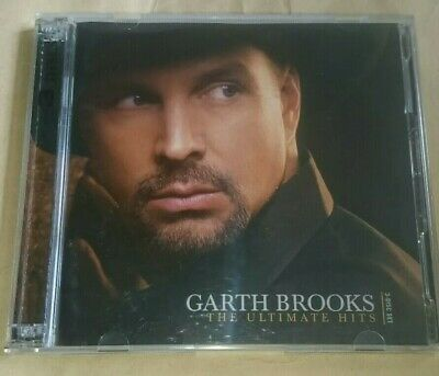 Garth Brooks  THE ULTIMATE HITS  34trks 2 CD + 33trk DVD