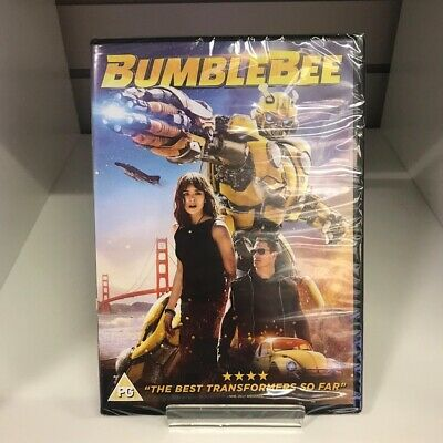 Bumblebee DVD - New and Sealed Fast and Free Delivery