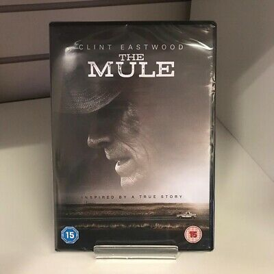 The Mule DVD - New and Sealed Fast and Free Delivery