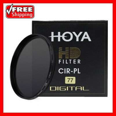 Genuine Hoya HD CPL Filter 58mm 67m 77mm 82mm Circular Polarizing HD CIR-PL New