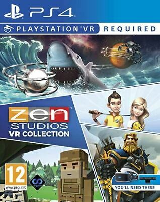Zen Studios Ultimate VR Collection (PS4 PSVR)  NEW AND SEALED - QUICK DISPATCH