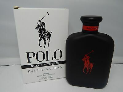 f330c0ac17 POLO RED EXTREME Cologne by Ralph Lauren - 4.2 oz / 125 ml Parfum ...