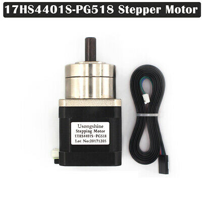 17HS4401S-PG518 Gear Ratio Planetary Stepping Motor Nema17 Stepper Motor