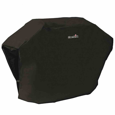 Char-Broil 140 565 - Universal 3-4 Burner Gas Barbecue Grill Cover, Black