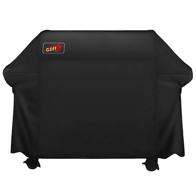 OMorc Waterproof Grill Cover, 64-Inch 600D Heavy Duty Gas BBQ Grill Cover with