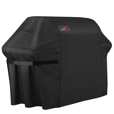 OMorc 5+ Burner Gas Grill Cover, Heavy Duty Fits Most Brands of Grill-Large 72 +
