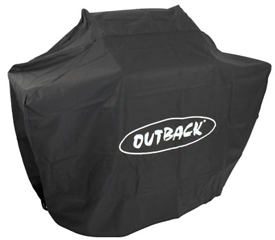 Outback Premium Cover to fit Dual Fuel 2 Gas/Charcoal Barbecue 370640