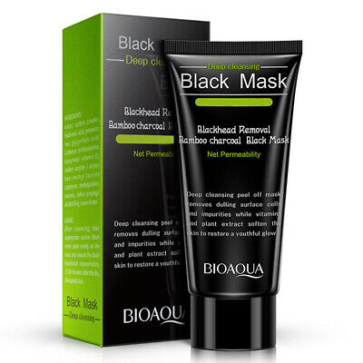 Blackhead Purifying Face Mask Peel-off Facial Charcoal Remover Newest Latest