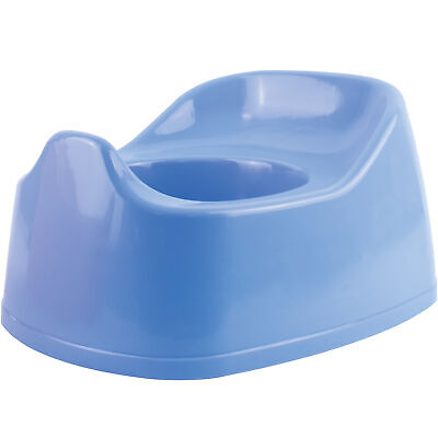 """5"""" x 8"""" Blue Pink Toddler Baby Infant Plastic Potty Toilet Trainer Training Seat"""