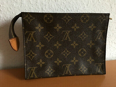 98e0bf4cbc1de Louis Vuitton Kosmetiktasche Monogram Canvas Pochette Cosmetique
