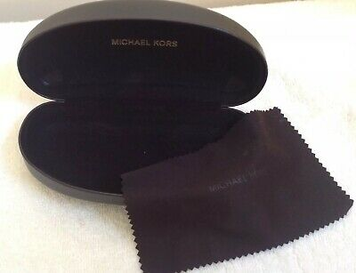 Michael Kors Hard Glass Case plus Cleaning Cloth