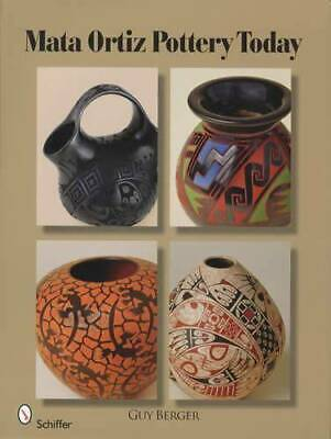 Mata Ortiz Art Pottery of Mexico Collector Guide