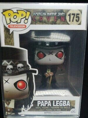 Funko Pop television American Horror Story Coven Papa Legba Brand New