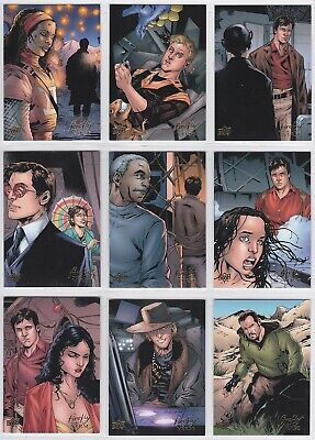 2015 Upper Deck Firefly The Verse Complete 171 Gold Foil Stamped Base Card Set