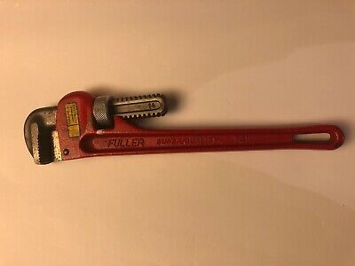 Fuller Pipe Wrench 14 Inch No. 43 Monkey Wrench Super/Quality Japan