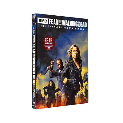 FEAR THE WALKING DEAD SIGNED 12x18 POSTER BY x8 CAST w/PROOF