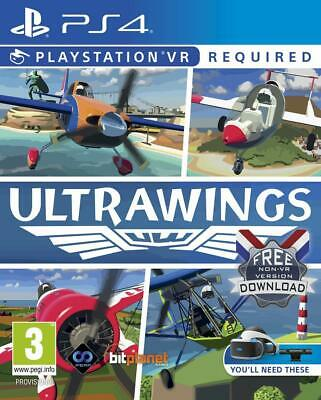 Ultrawings (PS4 PSVR) BRAND NEW AND SEALED - IN STOCK - QUICK DISPATCH