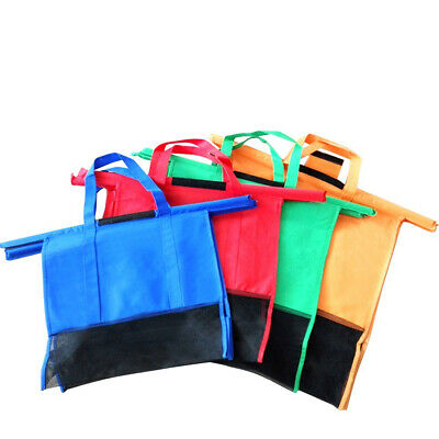 Eco-Friendly Thicken Cart Trolley Supermarket Shopping Bags for Women NEW