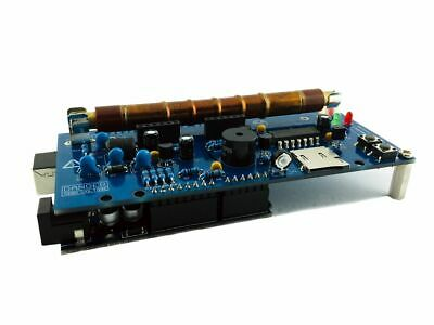 Geiger Counter Shield Kit for Arduino, PCB + Parts (Geiger Tube Not Included)