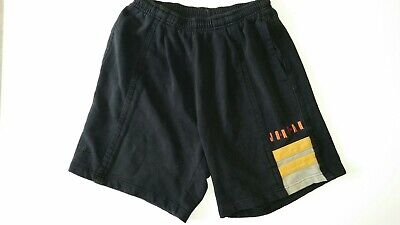 8e51ac0b825 VTG NIKE AIR SHORTS SWIM TRUNKS CHALLENGE COURT JORDAN L 90's GREY ...