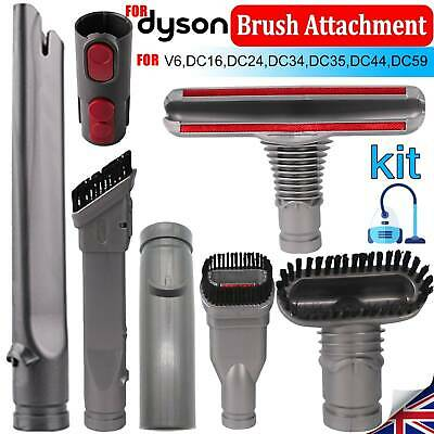 Kit Vacuum Cleaner Complete Tool Accessories For Dyson v6 DC16/24/34/35/44/45/59