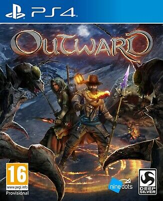 Outward (PS4) BRAND NEW AND SEALED - IN STOCK - QUICK DISPATCH - FREE UK POSTAGE