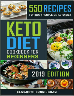 550 Recipes Keto Diet Cookbook - Eb00k/PDF - FAST Delivery