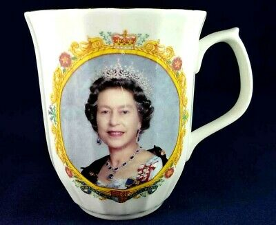 Queen Elizabeth Golden Jubilee Mug 2002