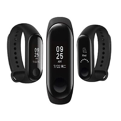 Xiaomi Mi Band 3 Fitness Tracker Pulsuhr Intelligentes Armband Deutsche Version