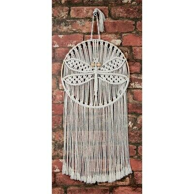Macrame Wall Hanger Kit-dragonfly