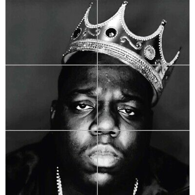 NO DREAM IS TO BIG B.I.G BIGGIE NOTORIOUS NEW ART PRINT POSTER YF1378