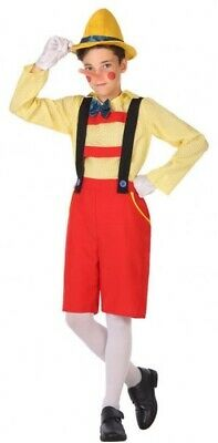 Boys Girls Cartoon Puppet Film World Book Day Fancy Dress Costume Outfit 3-12yrs