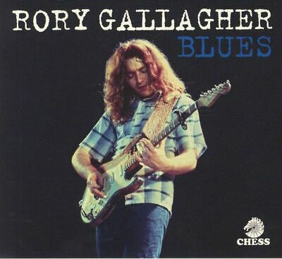 GALLAGHER, Rory - Blues - CD (3xCD)