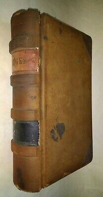 ANTIQUE HANDWRITTEN STORE LEDGER Killingly Windham County CT Manuscript Diary