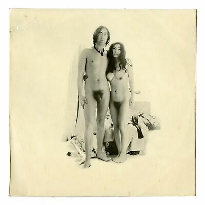 John Lennon & Yoko Ono 1968 Two Virgins Stereo LP (UK)