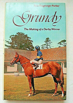 Grundy The Making of a Derby Winner Bustino Race of the Century Horse Racing UK