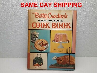 Betty Crocker's New Picture Cook Book 1961       Item-801638