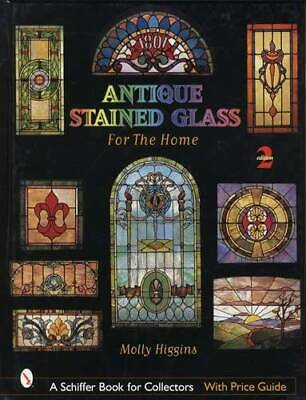 Antique Leaded Stained Glass Windows - Collector & Home Decorating Guide