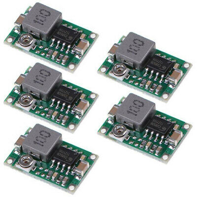 5pcs Step Down Power Supply Converter Module MINI360 MP2307 Chips Replacement