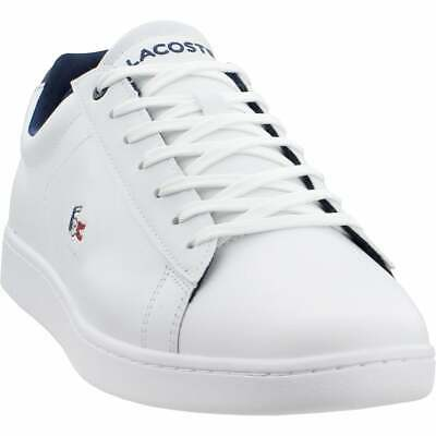 Lacoste Carnaby EVO 119 7 Sneakers - White - Mens