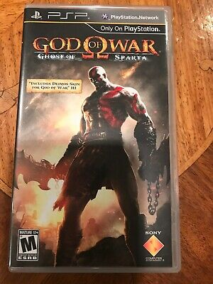 God of War: Ghost of Sparta (Sony PSP, 2010)